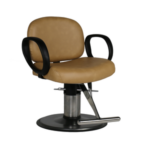 Delphina American-Made Salon Styling Chair