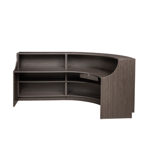 Ellipse American-Made Reception Desk - C