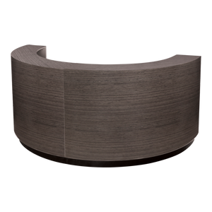 Ellipse American-Made Reception Desk - A
