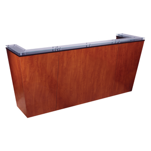 Javoe American-Made Reception Desk - A