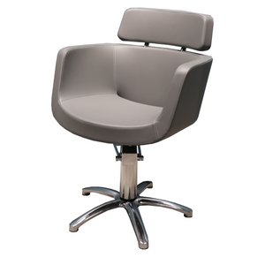 Maletti Salon Italy: Kelly Styling Chair - Black - Factory-Direct Clearance Sale