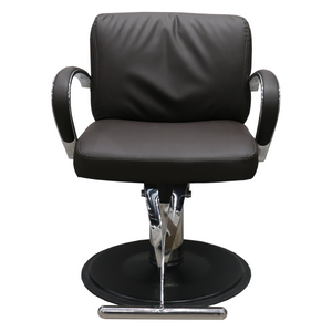 From the Showroom: Sophia American-Made Styling Chair - Brown - Factory-Direct Clearance Sale