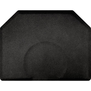 Granite 4' X 5' - Steel Salon Mat