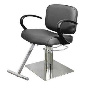 Amber Kaemark American-Made Salon Styling Chair (4177705107565)