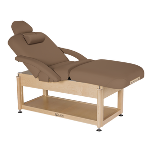 Serenity Facial Spa Treatment Table Trestle Base with PowerAssist (4367325823085)