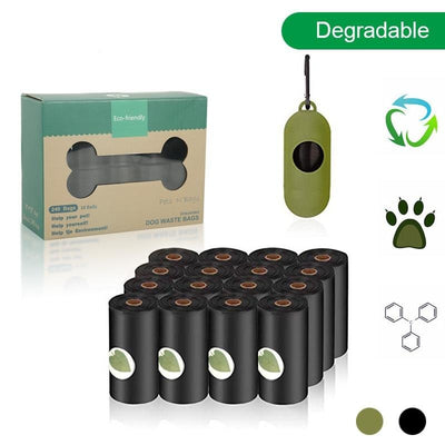Biodegradable Dog Poop Bags | Dog Waste Bags | Pet Poop Bags