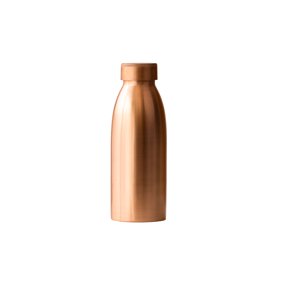 Lean Copper Water Bottle - 600ml