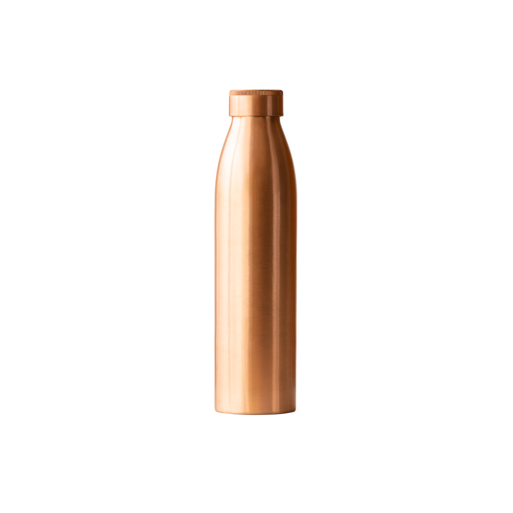 Lean Copper Water Bottle - 900ml
