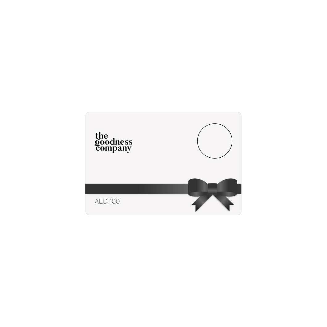 The Goodness Company | eGift Card