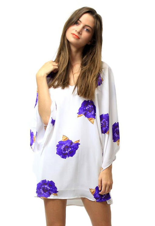 Love Tribe Dress - PURPLE