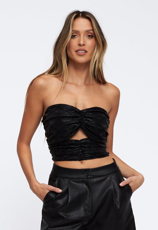 Rodeo Top – BLACK