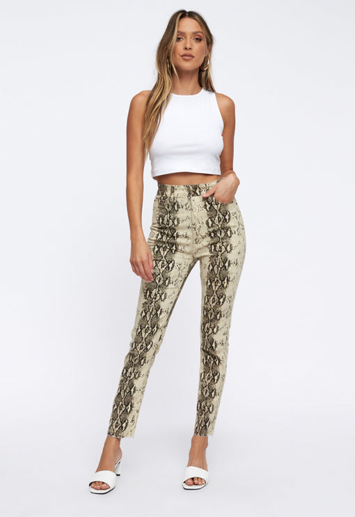 Better Than Revenge Pants - PYTHON