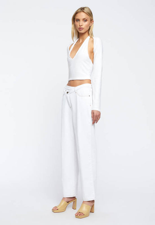 Heavenly Sent Top - WHITE