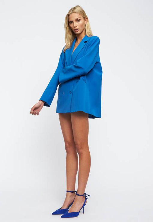 Wyoming Blazer - COBALT BLUE