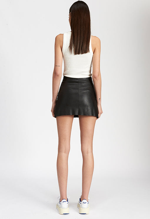 The Gwendolyn Skirt - BLACK