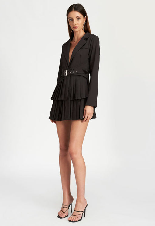 Lush Life Mini Dress - BLACK