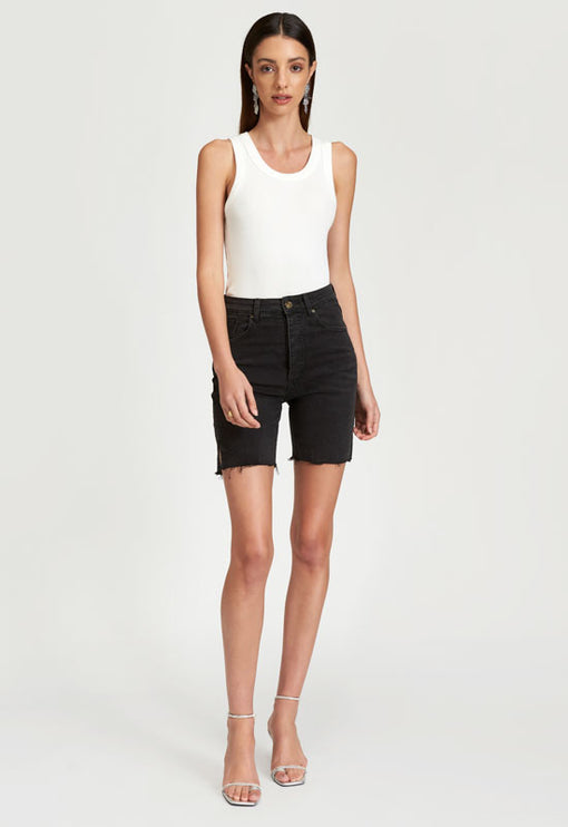 Fine Thang Shorts - BLACK