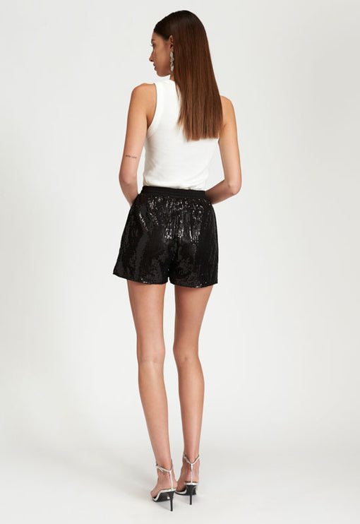 Drama Queen Shorts - BLACK