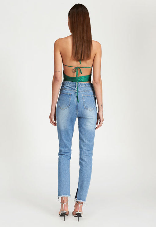 Dolly Jean - DENIM BLUE