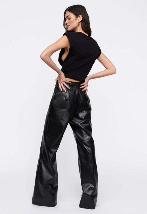 Maple Street Pant - BLACK