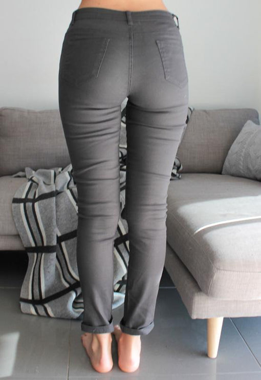DAHLI Renegade Jeans - GREY