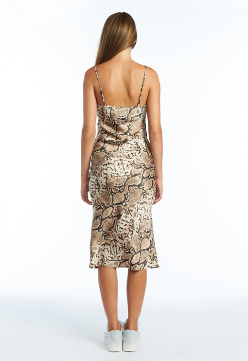 Barcelona Maxi Dress - PYTHON