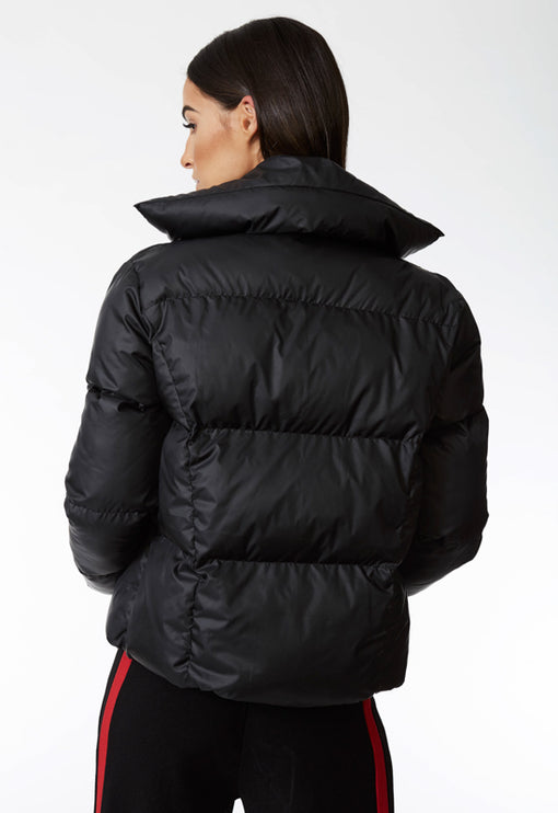 Backstreet Puffer Bomber - BLACK