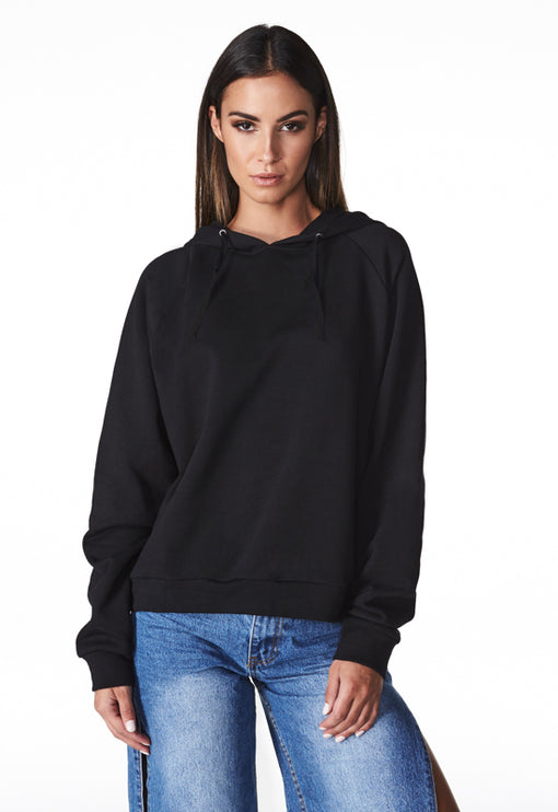 Got The Goods Hoodie - BLACK