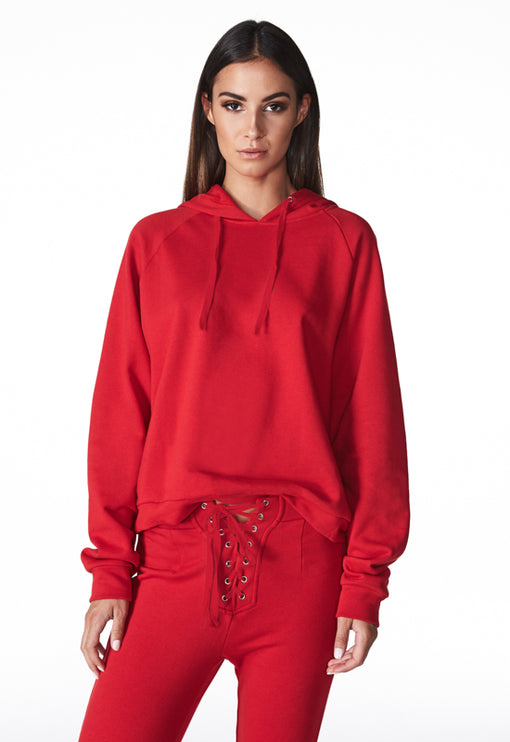 Got The Goods Hoodie - RED