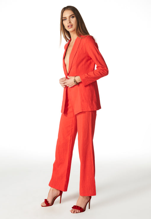 Femme Fatale Pant - RED