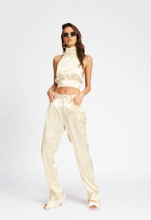 St Germain Pant - CREAM