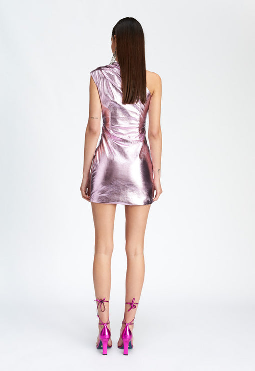 Life Of The Party Mini Dress - PINK