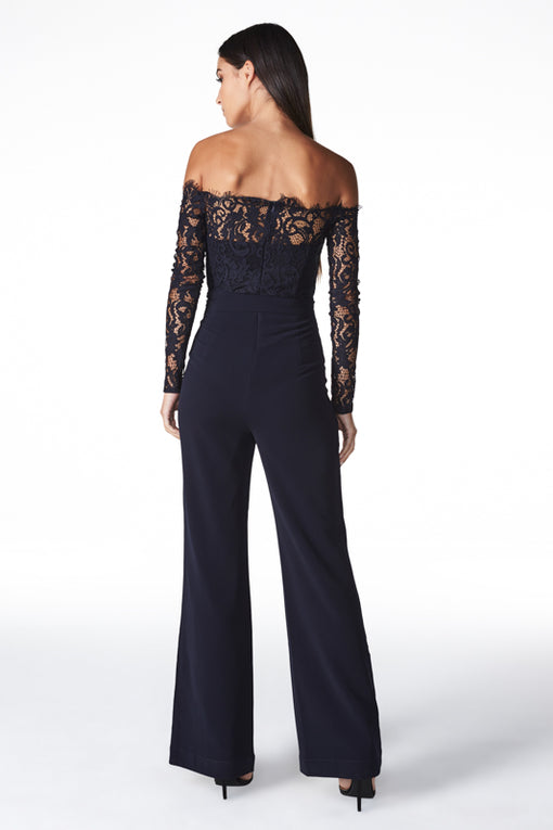 Dream Lover Jumpsuit - NAVY