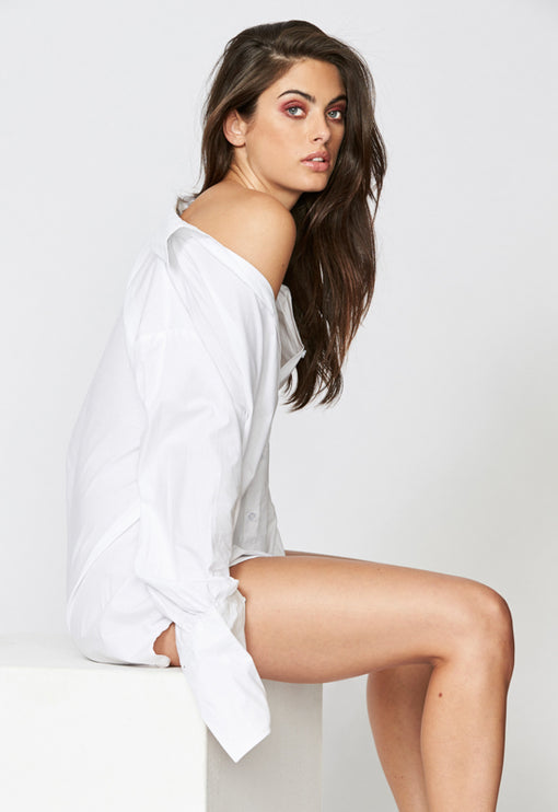 Young And Restless Shirt - WHITE