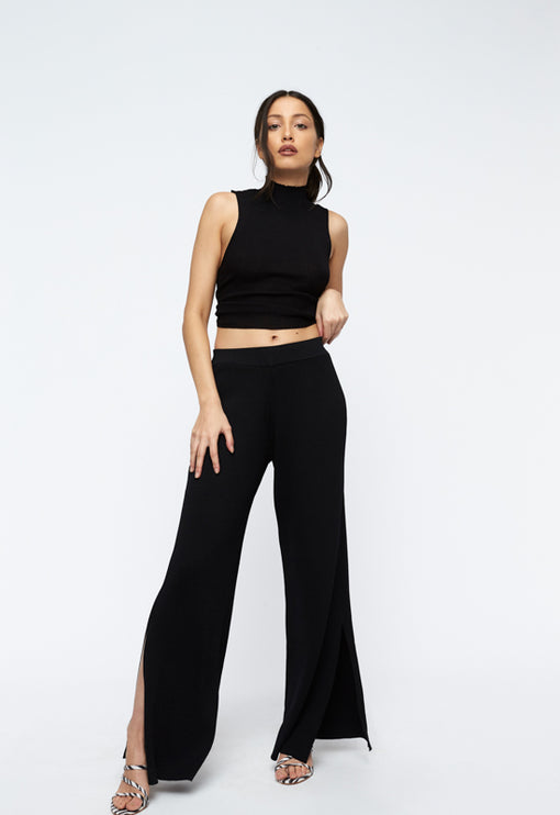 New York City Pant - BLACK