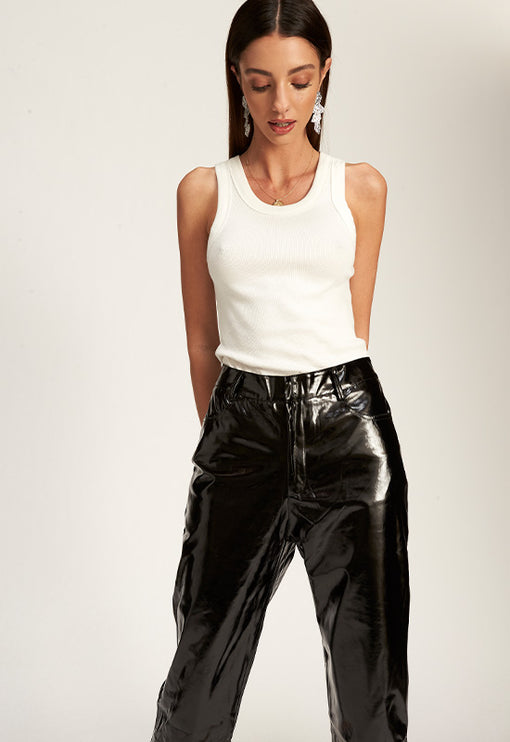 Marry The Night Pants - BLACK