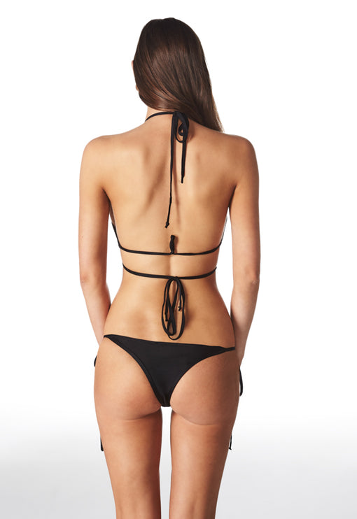 The Linda Bikini - BLACK