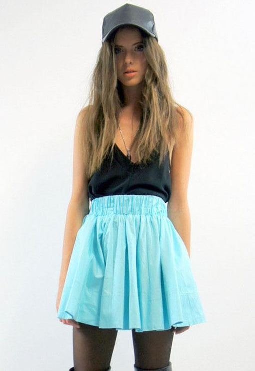 Swirler Skirt - BLUE