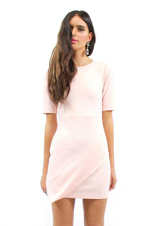 Collision Dress - PINK