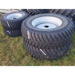 480/80R34 & 400/80R24 Nokian TRI 2 tyres on rims