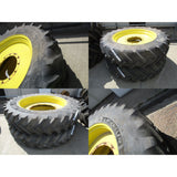 420/95R50 & 380/80R38 Michelin tyres to suit a John Deere