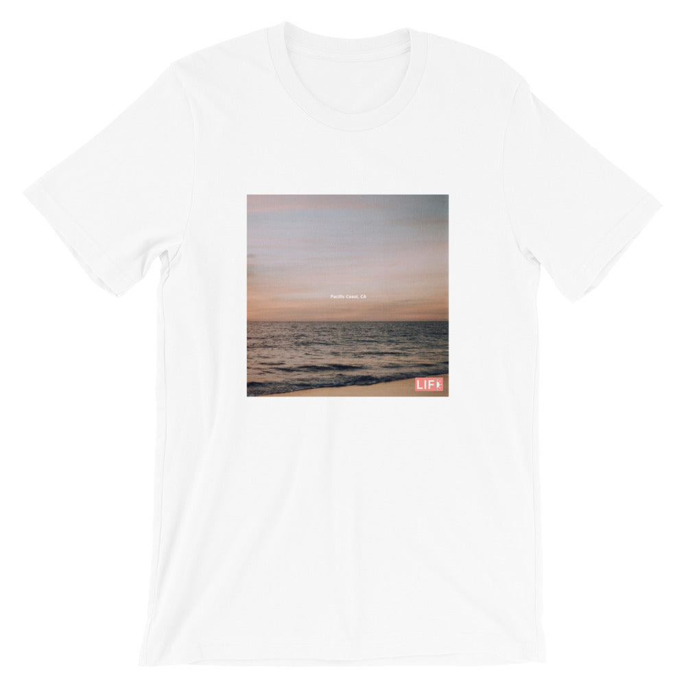 Pacific Coast, CA Tee