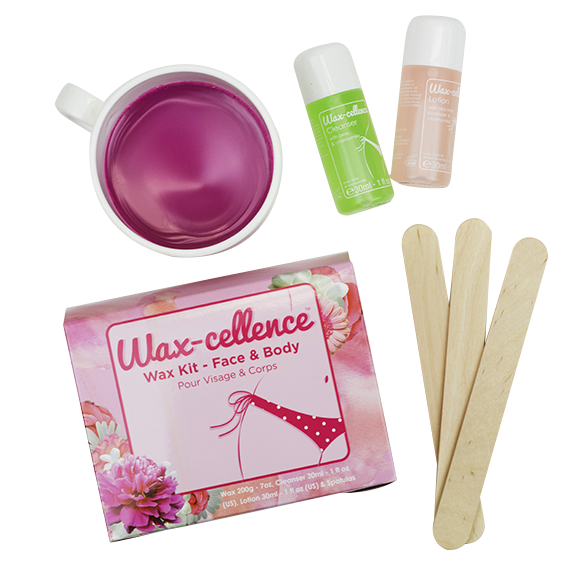 Wax-cellence Home Waxing Kit