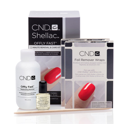 CND Shellac Offly Fast Removal Kit