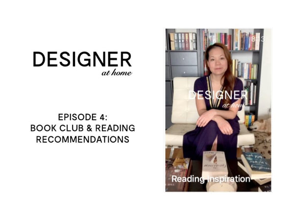 Book Club & Reading Recommendations from Designer Stacy Chan
