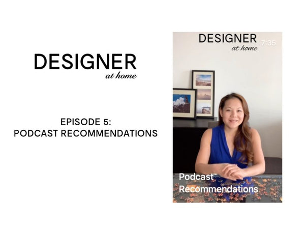 Podcast Recommendations from Designer Stacy Chan