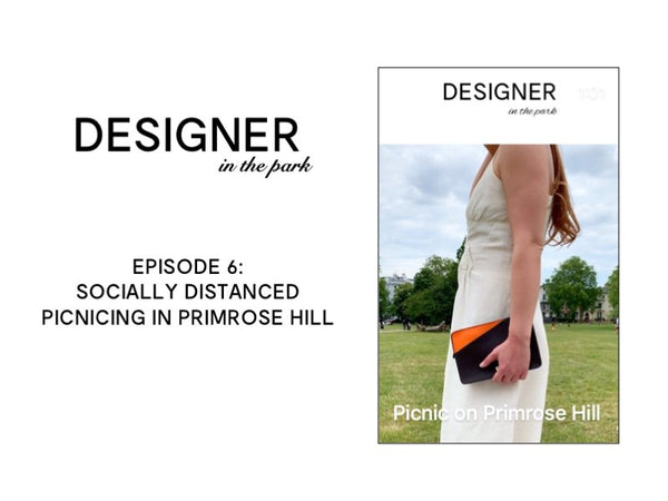 Fashion in Primrose Hill from Designer Stacy Chan