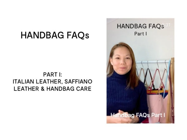 Handbag FAQs from Designer Stacy Chan