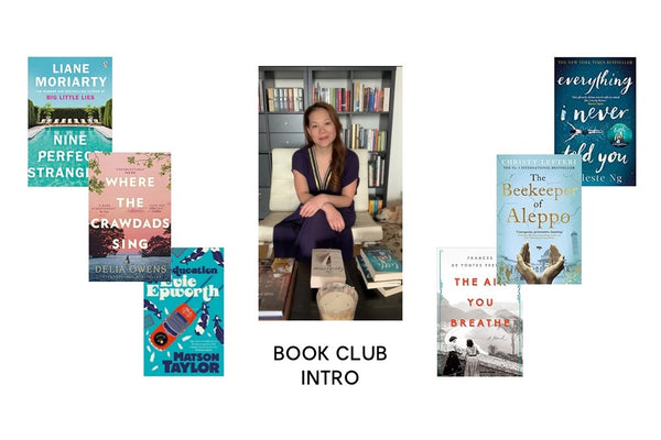 Designer Stacy Chan - Virtual Book Club