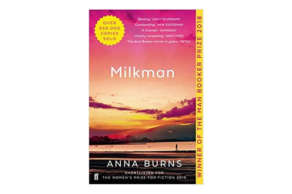 Milkman by Anna Burns Book Club Review